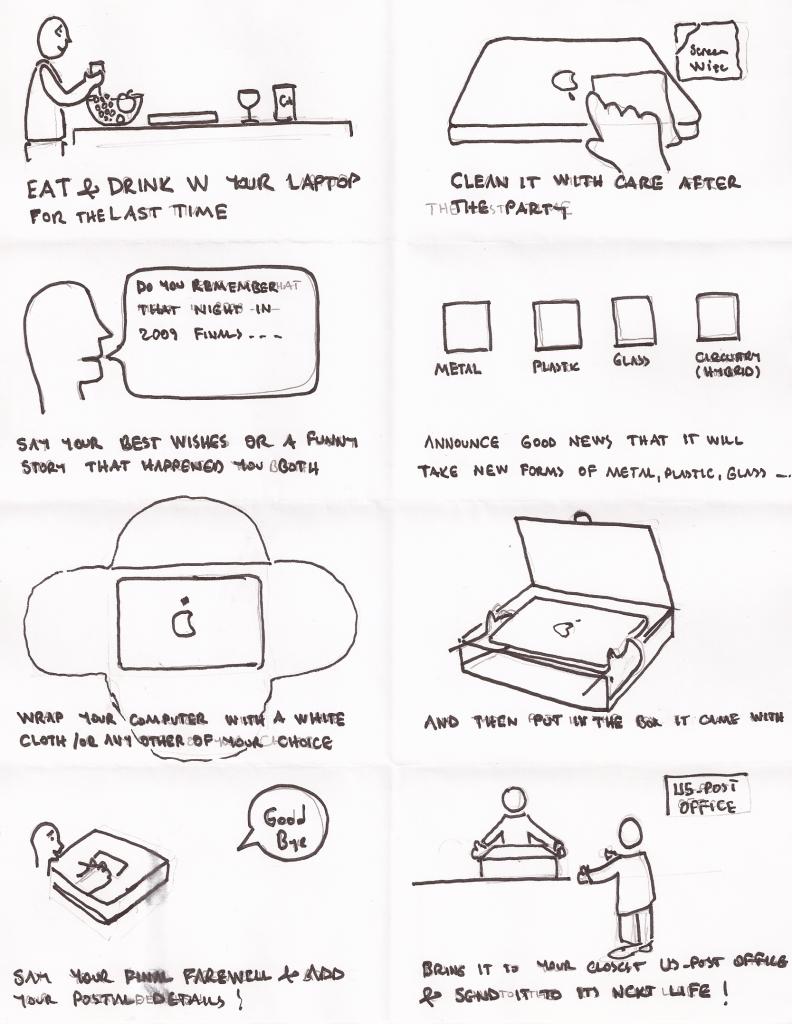 Kursat Ozenc - Ritual Design Lab - ritualbooklet