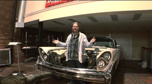 ritual design lab - neil young - cars