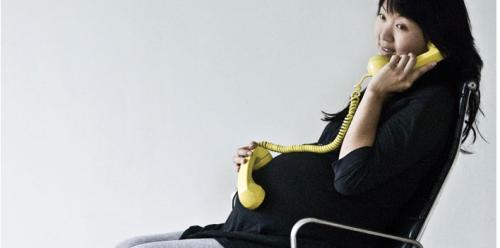 ritual design lab - ideo - baby talk phone